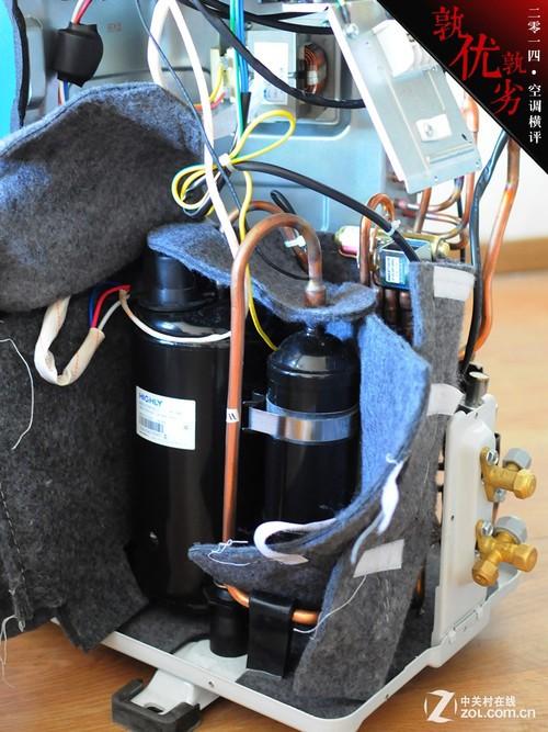 科龙空调变频35外机内部电路图