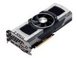 影驰GeForce GTX Titan Z整体外观图