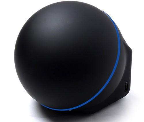 球形迷你PC再现 索泰推i5芯OI520新品