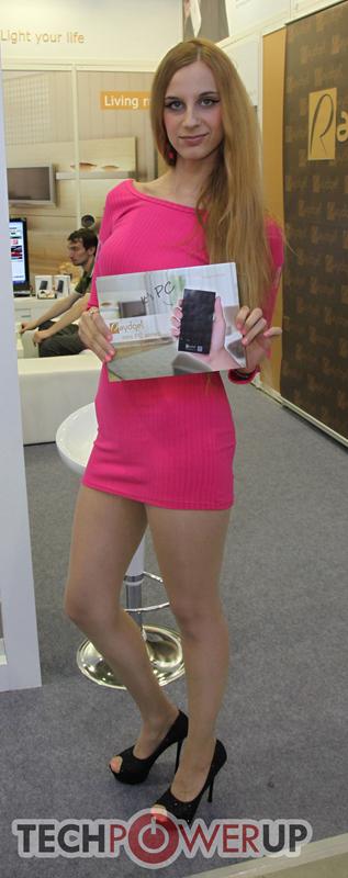 台北电脑展又一大波妹子来袭 130张ShowGirl美图一网打尽的照片 - 113