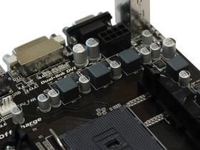 技嘉GA-F2A88XM-DS2供电部分