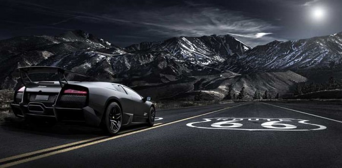 速度与�9��Ly�-K���H_速度与激情 精妙震撼的汽车广告摄影