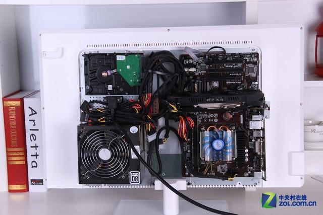 组装一体机电脑安装步骤