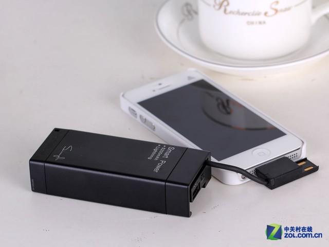iPhone6充电+防盗 MIPOW移动电源图赏