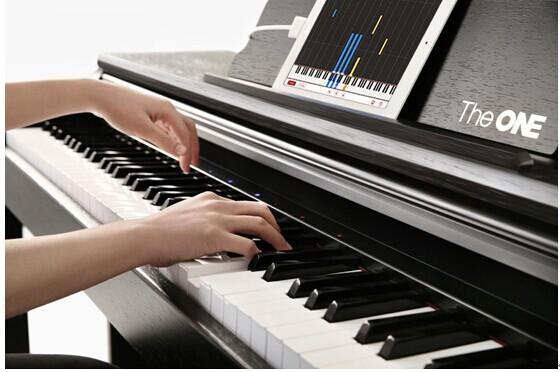 智能钢琴the one抢手 年会苹果产品遇冷 (2/4)