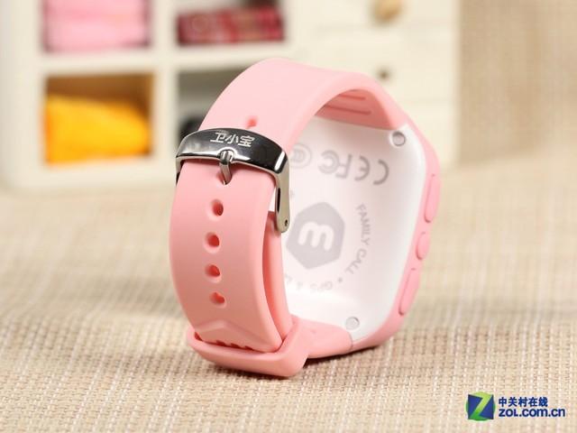 新增通话功能 卫小宝儿童智能手表图赏