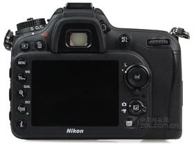 尼康D7100背面
