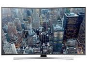 三星 UA55JU7800 55英寸4K超高清3D智能曲面电视