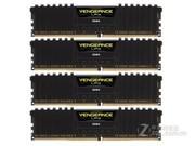 海盗船 复仇者LPX 16GB DDR4 2400 (CMK16GX4M4A2400C14)