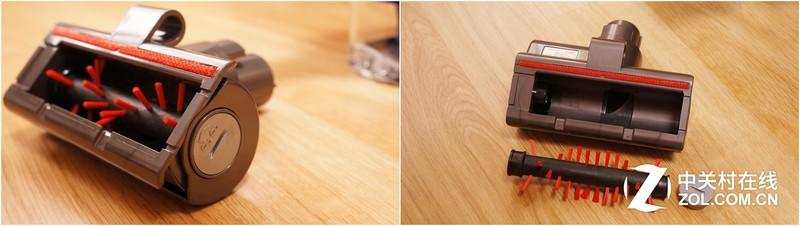 【高清图】螨虫灰尘无处藏戴森dc74无绳吸尘器体验图片