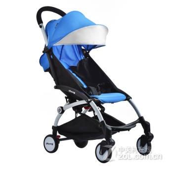 vinng婴儿童推车可上飞机 高景观折叠超轻便四轮可坐可躺宝宝手推车夏