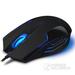 豹勒S3(Boblen) 电脑有线专业游戏鼠标 LOL/CF笔记本电竞光电鼠标无声网吧鼠标 3D基础版 磨砂黑-有声