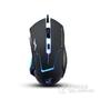 追光豹 T7 炫彩变色发光 鼠标加重 笔记本 USB 游戏鼠标有线
