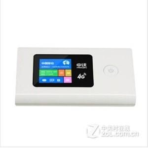 中沃 5模4G三网通用/3G移动联通 白色