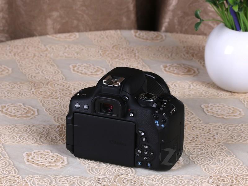 佳能(Canon) EOS 750D (18-55镜头)数码相机单反单镜头套装 约2420万有效像素