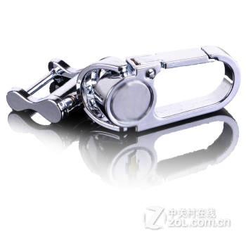 锋之语 迈锐宝改装钥匙链 雪佛兰汽车钥匙扣 男士  车用腰挂钥匙扣
