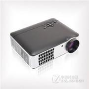 瑞格尔 Rigal RD-806 LED投影仪 家用高清 1080p 投影机 3D商用培训