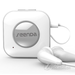 Seenda蓝牙耳机立体声音乐入耳式蓝牙接收器NFC蓝牙运动跑步耳机 白色
