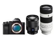 索尼 ILCE-A7S搭配(FE 24-70mm,FE 70-200mm)   微单相机16-35mm/24-105mm*郭海鹄带票