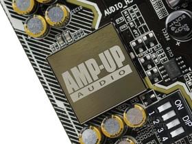 技嘉Z170音频芯片