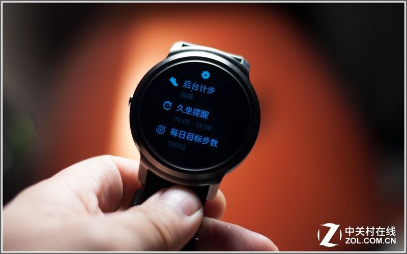 评ticwatch智能手表