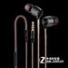 麦多多 手机耳机入耳式 苹果华为荣耀小米4红米通用 手机耳机 M3入耳式金属音腔耳机