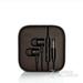 KINPLE金果力 小米活塞金属耳机 入耳式听歌 平板手机通话耳塞 小米耳机 魔力黑