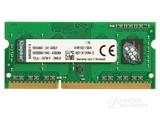 金士顿4GB DDR3 1600(KVR16S11S8/4BK)