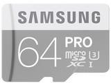 三星Micro SDXC卡 Class10 UHS-1 PRO(64GB)
