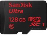 闪迪至尊高速移动MicroSD UHS-I卡Class10(128GB)