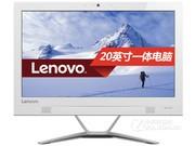 【Lenovo授权专卖 顺丰包邮】联想 IdeaCentre AIO 300(I3-6100T/4GB/500GB/集显/20英寸)白色