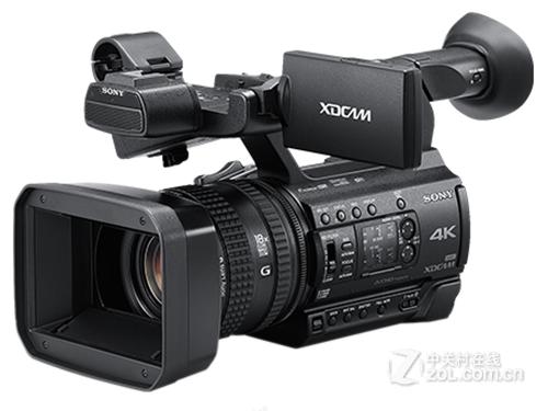 专业4K 摄像机索尼Z150 售价19950元