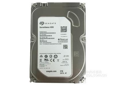 希捷 SV7+ 8TB SATA3数据保护监控硬盘(ST8000VX0012)