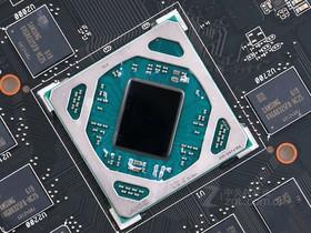 华硕ROG STRIX-RX480-O8G-GAMING核心