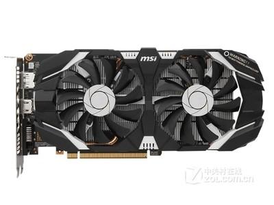 微星GeForce GTX 1060 飙风 6G广东1859