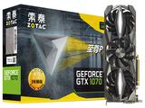 索泰GeForce GTX 1070-8GD5 至尊Plus OC配件及其它