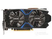 影驰 GeForce GTX 1050黑将