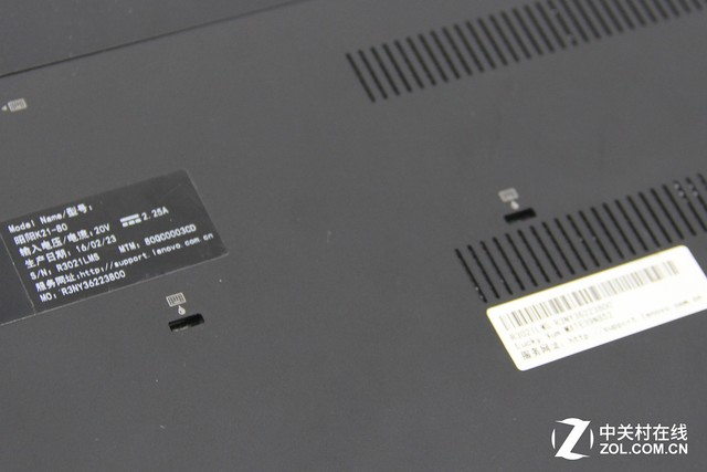 三电池超长续航 联想昭阳K21商务本评测