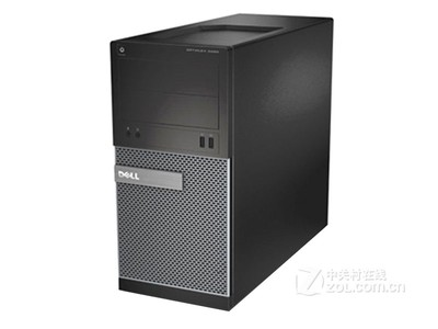 戴尔 OptiPlex 3020MT(i5 4590/4GB/1TB/大机箱)