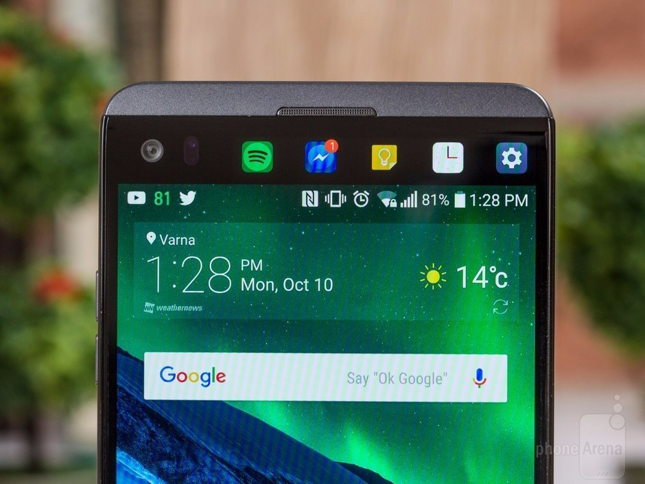'它'在韩国跟苹果7一样贵 LG V20图赏