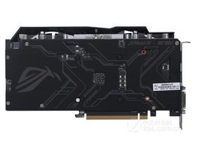 华硕ROG STRIX-GTX 1050Ti-O4G-GAMING背面