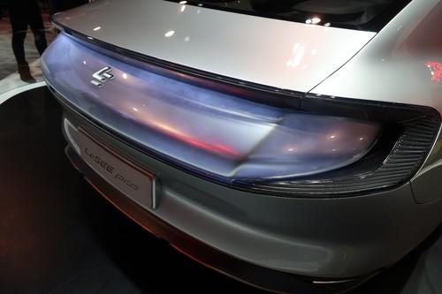 不止有 FF91 乐视汽车亮相CES展会高清图片