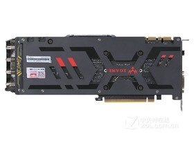 七彩虹iGame1080 烈焰战神X-8GD5X Top AD背面