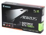 技嘉AORUS GTX 1080Ti Xtreme Edition 11G配件及其它