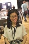 华中国际视听展 ECT展台工作美女出镜