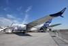 航展上的空客A380 Plus