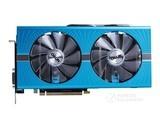 蓝宝石RX 580 8G D5 超白金 极光特别版