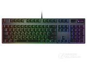 雷柏 V806幻彩RGB背光游戏机械键盘
