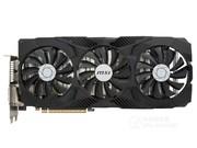 微星 GeForce GTX 1060 6G DUKE 暗黑龙爵