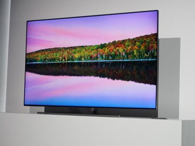 【高清图】 三星(samsung)85寸 8k qled电视整体外观图 图1
